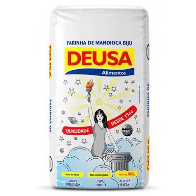 7326 - Farinha de mandioca biju Deusa 500g