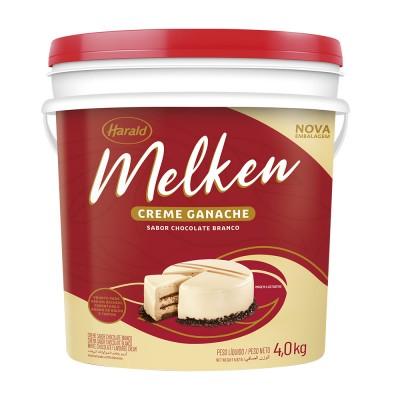 7368 - ganache chocolate branco Melken 4kg