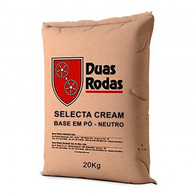 7401 - Selecta Cream livre trans base extra pó para sorvete neutro 20kg