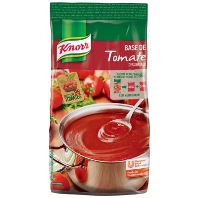 7412 - base tomate desidratado Knorr 750g rende 6,7kg