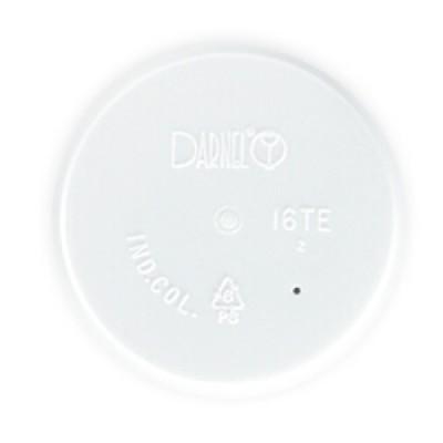 7581 - tampa isopor pote 355ml Darnel 20un (compativel 5623)