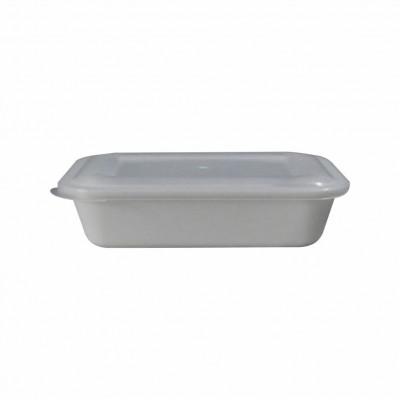 7600 - embalagem de plástico. 20x14x6cm freezer/micro 850ml Reflet 25un r041 (tampa 7601)