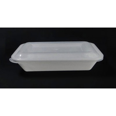 7604 - tampa pote 900ml, 1,5L Reflet 25un (compativel 7602/7603)