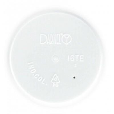7628 - tampa isopor pote 473/710ml Darnel 20un (compativel 5622/6057)