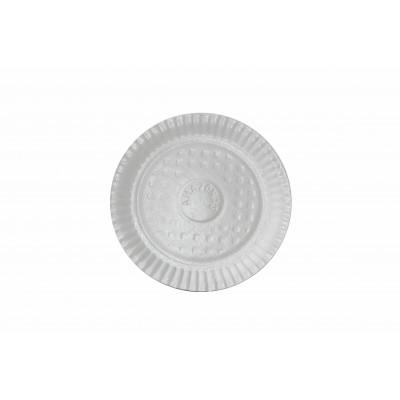 7660 - prato plastificado 24,5cm Amazonas 10un P-4