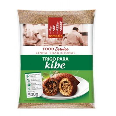 7694 - trigo para kibe Romariz 500g