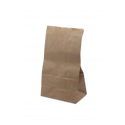 7725 - saco sos kraft 5kg 30 (a) x 18 (f) x 10,5cm (s) 100un