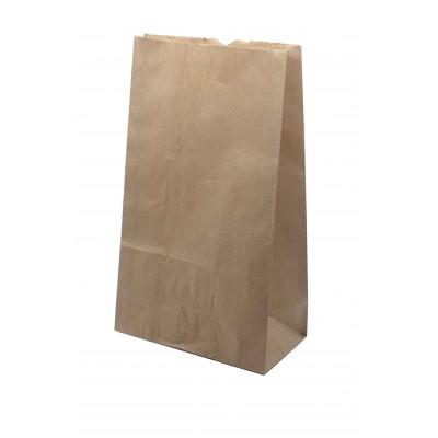 7726 - saco sos kraft 10kg 33 (a) x 21 (f) x 10,5cm (s) 200un