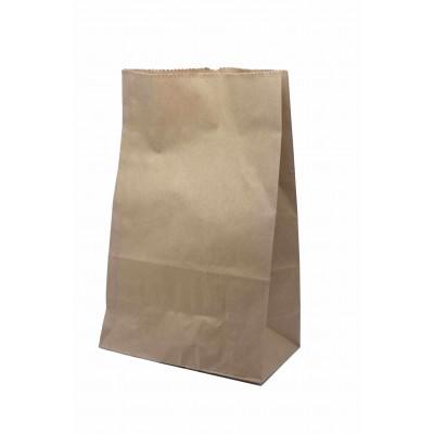 7727 - saco sos kraft 15kg 33 (a) x 24 (f) x 14,5cm (s) 200un
