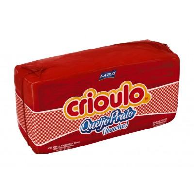 8015 - queijo prato Crioulo +/- 3kg