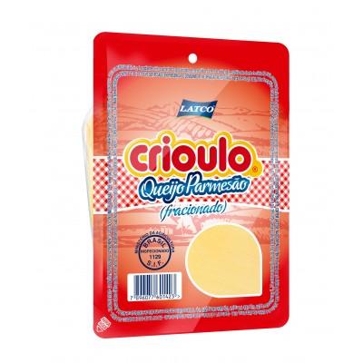 8028 - queijo parmesão cunha Crioulo +/- 300g