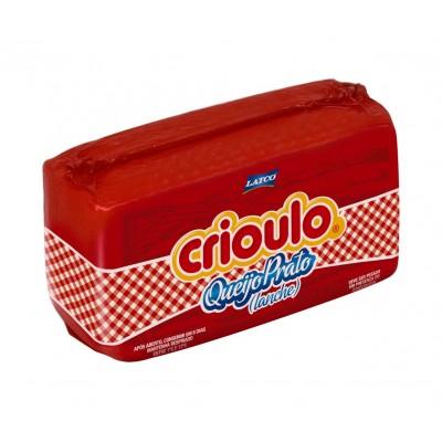 8029 - queijo prato Crioulo +/- 500g