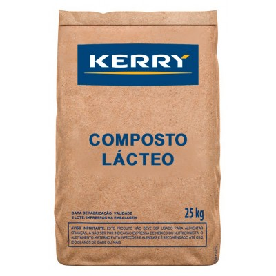 8035 - composto Lácteo com gordura vegetal Kerry 800I-TC 25kg