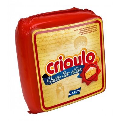 8047 - queijo tipo estepe Crioulo +/- 6kg