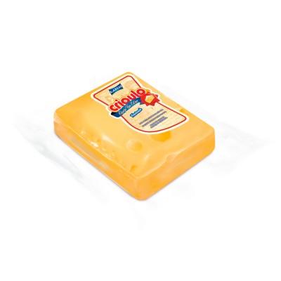 8059 - queijo tipo estepe Crioulo +/- 375g