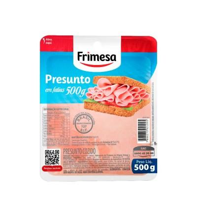 8072 - presunto fatiado Frimesa 500g