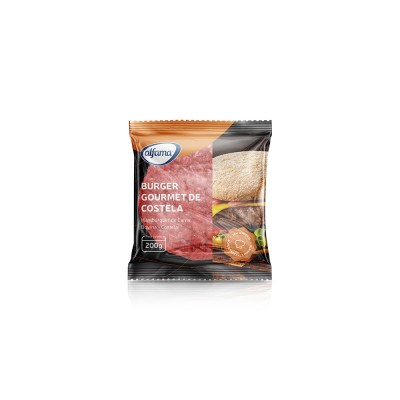 8093 - hambúrguer de costela bovina Alfama 24 x 200g